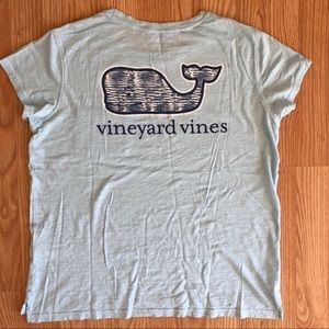 Women's Vineyard Vines Blue T-shirt size Small
